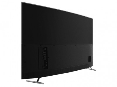 Телевизор Thomson 55DP670 / 55 дюймов / изогнутый экран / Smart TV / Ultra HD 4К / Ultra Slim (Thomson 55DP670)