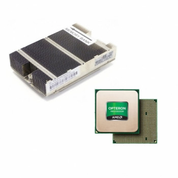 Процесор для сервера HP DL165 Gen7 Eight-core AMD Opteron 6128HE Kit (601110-B21)