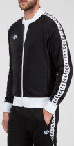 Спортивна кофта Arena M-Relax-Iv-Team-Jacket-001229-501 XL Чорна (3468336051245)