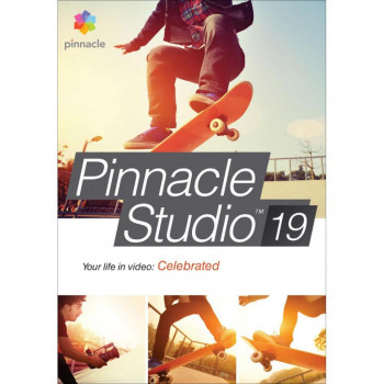 ПЗ для мультимедіа Corel Pinnacle Studio 19 Standard Card (PNST19STMLCARD)