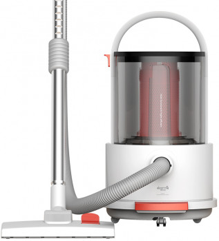 Пилосос без мішка Deerma Vacuum Cleaner (Wet and Dry) TJ200 (Міжнародна версія)