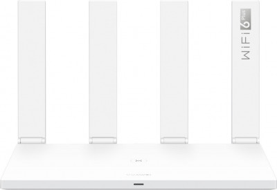 Маршрутизатор Huawei Wi-Fi AX3 (Dual-core) White (53037717)