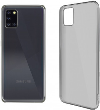 Панель GlobalCase TPU Extra Slim для Samsung Galaxy A31 Dark (1283126501944)
