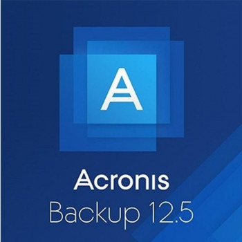Системна утиліта Acronis Backup 12.5 Advanced Server License incl. AAP ESD (A1WYLPZZS21)