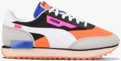 Кроссовки Puma Future Rider Play On 37114904 37 (4) 23 см Black-Fizzy Orange-High Rise (4062451614478)