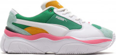 Кроссовки Puma Storm.Y Colour Block Wn S 37173101 36 (3.5) 22.5 см Amazon Green-White (4062451733360)