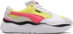 Кроссовки Puma Storm.Y Colour Block Wn S 37173103 38.5 (5.5) 24.5 см Meadowlark-White (4062451742447)