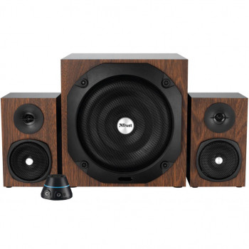 Акустична система Trust Vigor 2.1 Subwoofer Speaker Set - brown (20244)