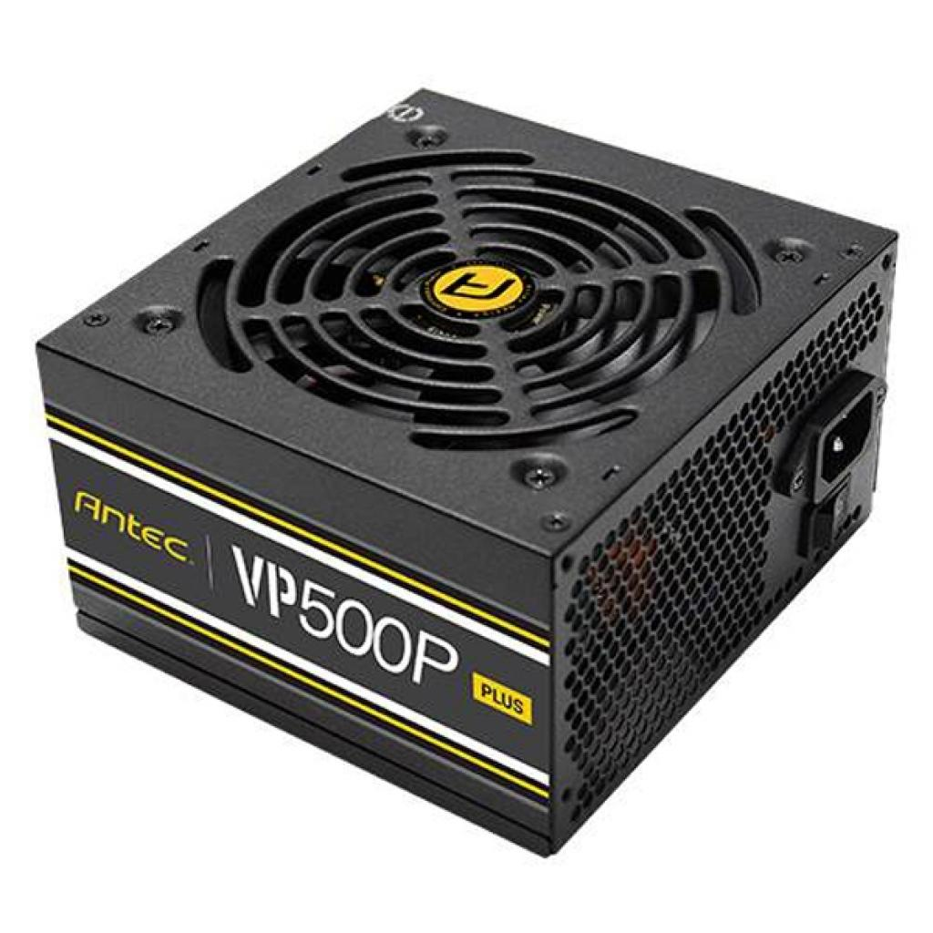 Блок живлення Antec 500W Value Power VP500P Plus (0-761345-11651-0)
