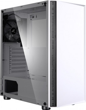 Корпус Zalman R2 RGB White Tempered Glass