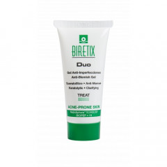 Себорегулюючий гель для шкіри з акне Cantabria Labs Biretix Duo Purifying Exfoliant Gel (Anti-Blemish Gel), 30 мл