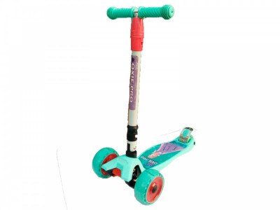 Детский самокат Scooter Smart Oxie PRO Disney Frozen (2T1040)
