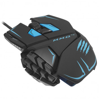 Мышь MadCatz M.M.O. TE Gaming Mouse (MCB437140002/04/1) Refurbished