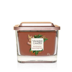 Ароматическая свеча Yankee Candle ELEVATION MEDIUM 38H Sweet Orange And Spice (1591094E)