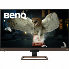 Монитор BENQ EW3280U Metallic Brown-Black (9H.LJ2LA.TBE) - зображення 1