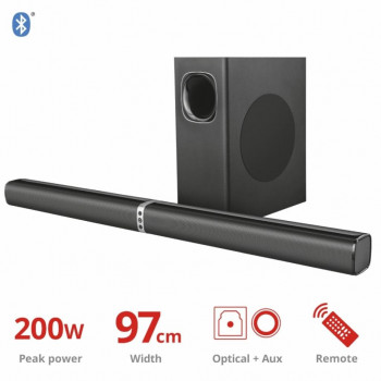 Домашній кінотеатр Trust Lino XL 2.1 subwoofer with Bluetooth (23032_TRUST)