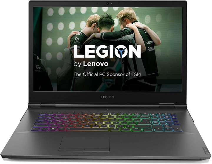 Ноутбук Lenovo LEGION Y740-17ICHG GAMING (81HH0003US) BLACK - refurbished - зображення 1