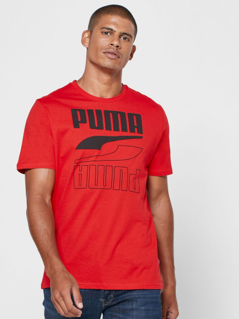 Футболка Puma Rebel Tee 58348811 M High Risk Red (4062453409744) - изображение 1