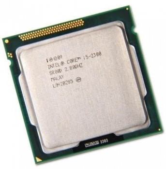 Процесор Intel Core i5-2300 LGA1155 2.8 GHz / 6MB / 5GT/s s1155 Tray Б/У