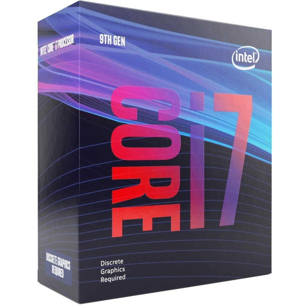 Процессор Intel Core i7-9700F 3.0GHz/8GT/s/12MB (BX80684I79700F) s1151 BOX
