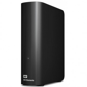Зовнішній жорсткий диск Western Digital Elements 8Tb Desktop 3.5' USB 3.0 Black (WDBWLG0080HBK-EESN)