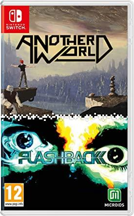 Another World & Flashback Compilation (Switch)