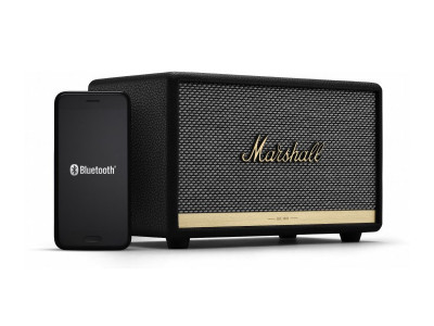 Портативная акустика Marshall Louder Speaker Stanmore II Bluetooth Black (1001902)