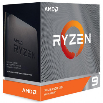 Процесор AMD AM4 Ryzen 9 3950X Box 16x35 GHz Turbo Boost 47 GHz L3 64Mb Matisse 7 nm TDP 105W (189658)