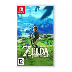 The Legend of Zelda: Breath of the Wild (Nintendo Switch, Русская версия)