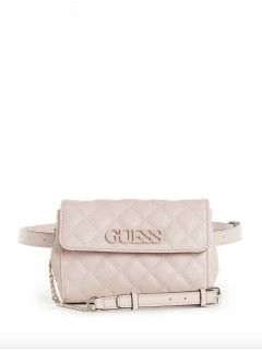 Сумка Guess Elliana Convertible 103 Пудровая (H2000029517495)