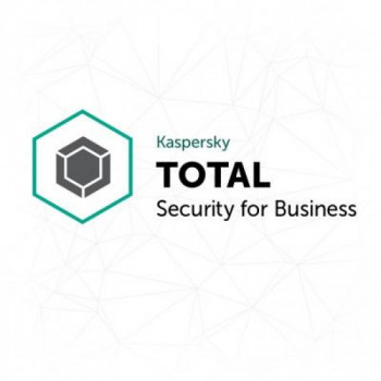 Антивірус Kaspersky Total Security for Business 15-19 шт. 2 year Base License Eu (KL4869XAMDS)