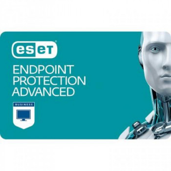 Антивірус ESET Endpoint protection advanced 38 ПК ліцензія на 1year Busines (EEPA_38_1_B)