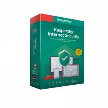Антивірус Kaspersky Internet Security Multi-Device 2020 5 ПК 1 year Base Box (DVD (5056244903350)