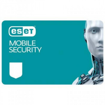 Антивирус ESET Mobile Security для 5 ПК, лицензия на 1year (27_5_1)