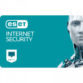 Антивирус ESET Internet Security для 2 ПК, лицензия на 3year (52_2_3)