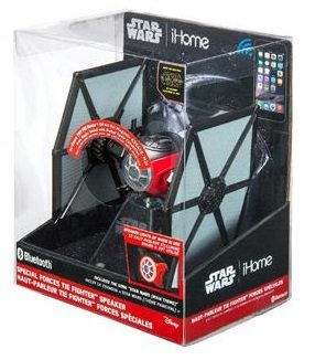 Акустическая система eKids/iHome Disney, Star Wars, Special Forces Tie Fighter