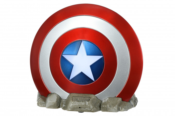 Акустическая система eKids/iHome MARVEL Captain America, Wireless - зображення 1