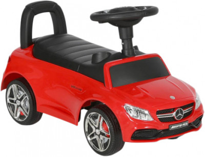 Машинка-каталка Lorelli Mercedes-AMG C63 Coupe red (3800151987857)