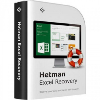Системна утиліта Hetman Software Hetman Excel Recovery Офісна версія (UA-HER2.1-OE)