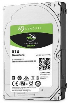 Жесткий диск (HDD) Seagate BarraCuda 5400rpm 128MB (ST5000LM000) (ST5000LM000)