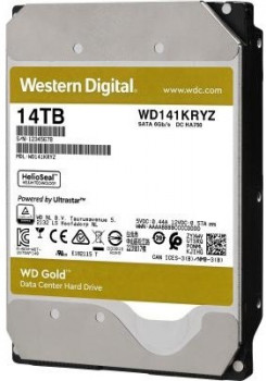 "Жесткий диск (HDD) Western Digital 3.5"" 14TB (WD141KRYZ)"
