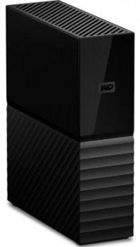 Жесткий диск (HDD) Western Digital My Book (New) 8TB USB 3.0 (WDBBGB0080HBK-EESN)