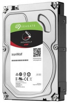 Жесткий диск (HDD) Seagate IronWolf NAS 5900rpm 64MB (ST4000VN008) (ST4000VN008)