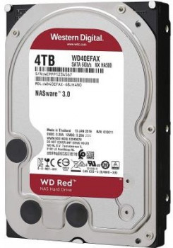 "Жорсткий диск (HDD) Western Digital 3.5"" 4TB (WD40EFAX)"