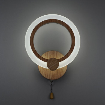 Бра 4light 2374/1 Wood LED 18W