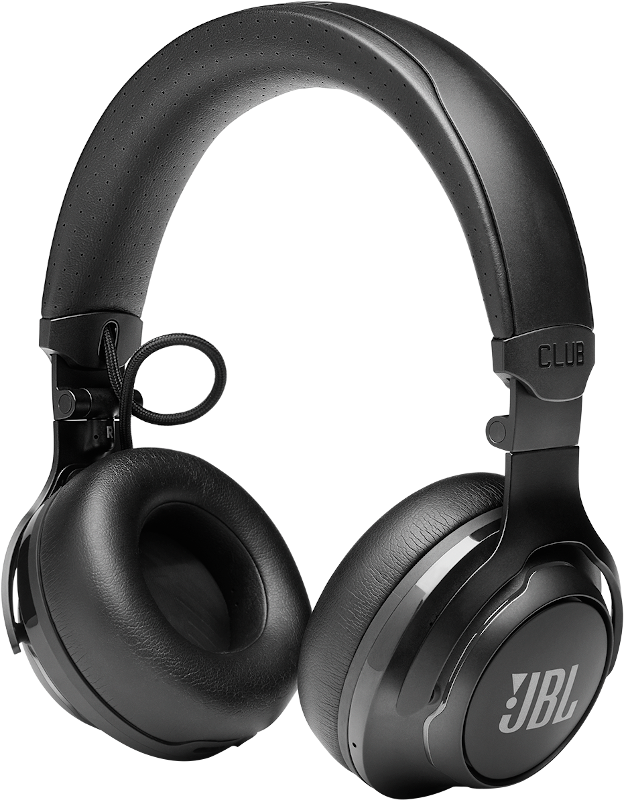 Наушники JBL Club 700BT Black (JBLCLUB700BTBLK)