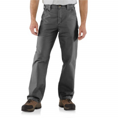 Брюки Carhartt B151 Canvas Work Dungarees - Factory Seconds Fatigue , 48W 32L (11028822)