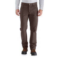 Брюки Carhartt 102517 Rugged Flex Rigby Five-Pocket - Factory Seconds Dark Coffee , 34W 32L (11087983)