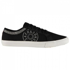 Кеди Jack and Jones Ross Print Trainers Anthracite, 42 (10172052)