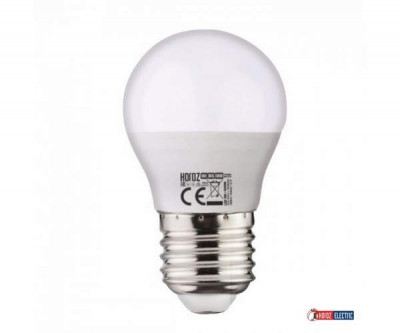 Лампа кулька led ELITE - 8 8W E27 4200K/6000/3000К (Horoz Electric)